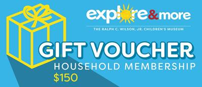 Household Membership Gift Voucher