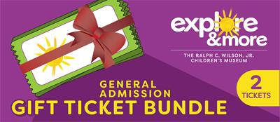 General Admission - Gift Ticket Bundle